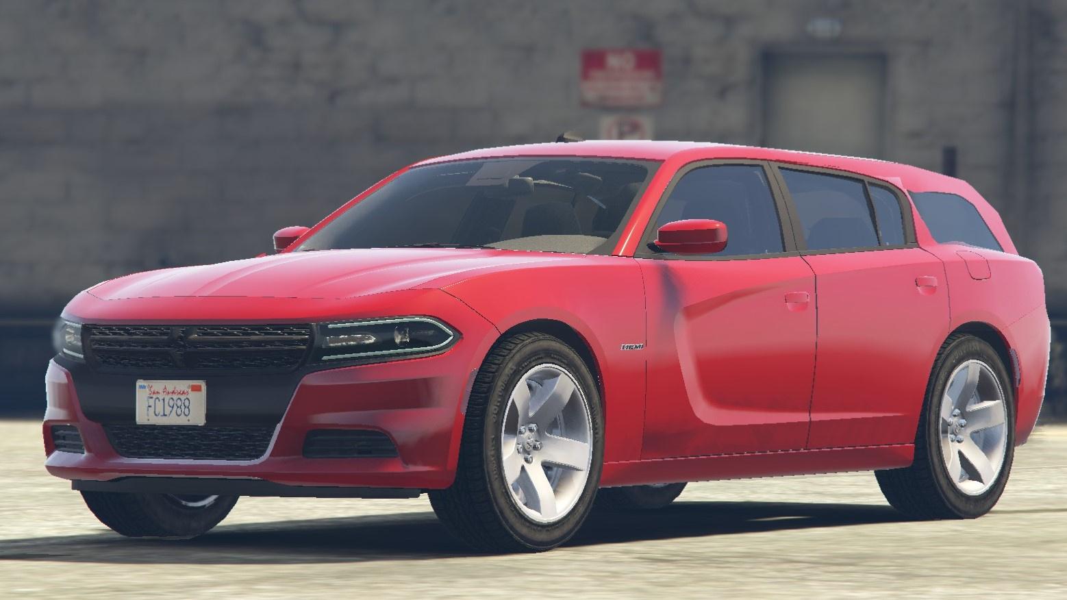 2018 Dodge Magnum >> 2018 Dodge Magnum Replace Gta5 Mods Com