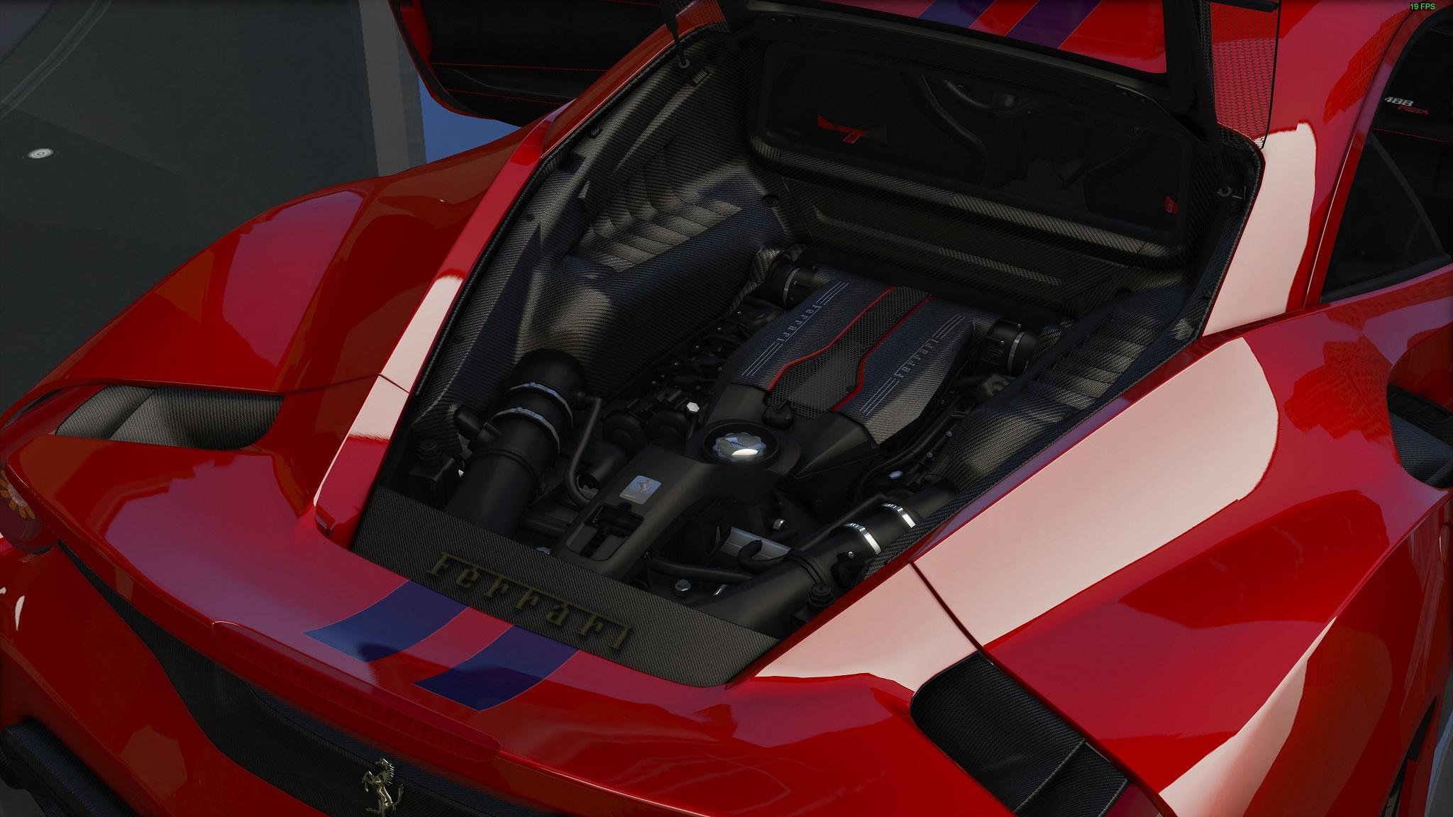 2019 Ferrari 488 Pista [Add-On/Template] - GTA5-Mods com