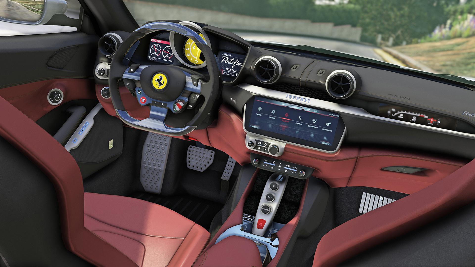 "Картинки по запросу ""Ferrari Portofino 2018"""