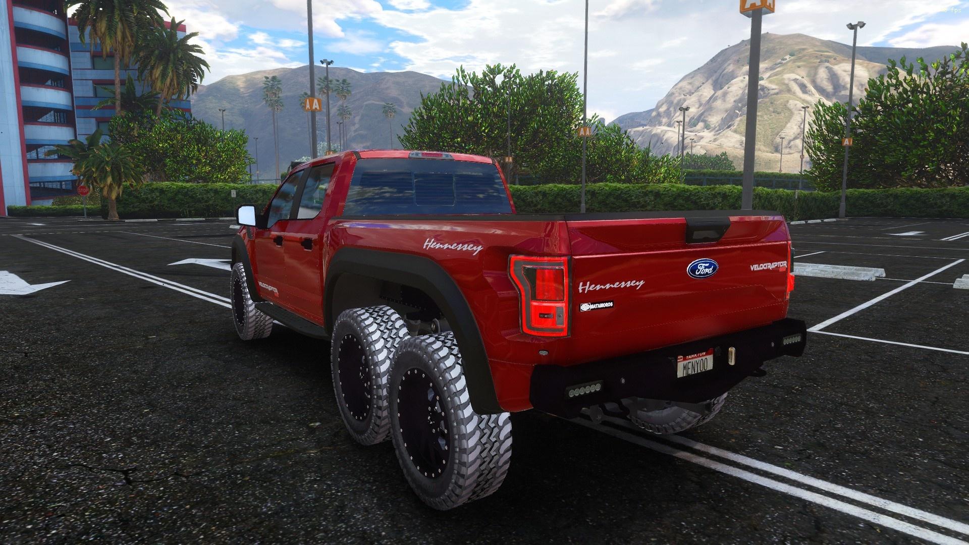 2018 Ford Velociraptor 6X6 (ADD ON) - GTA5-Mods.com