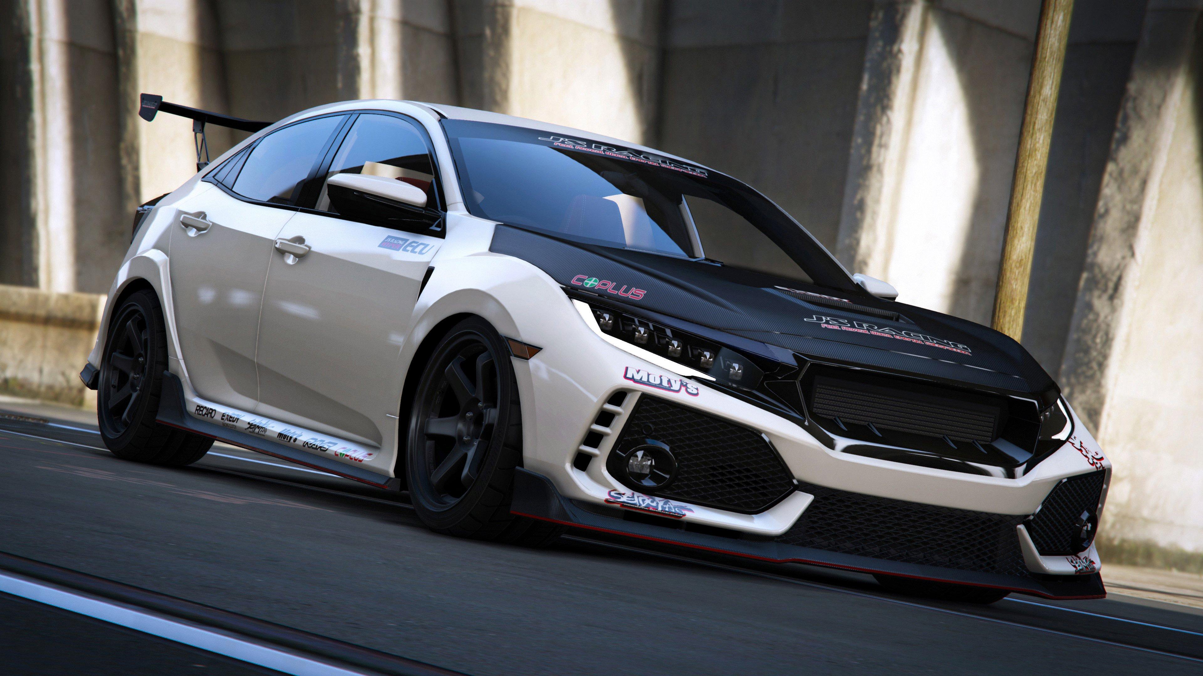 2018 Honda Civic Type-R (FK8) [Add-On | RHD | Template ...