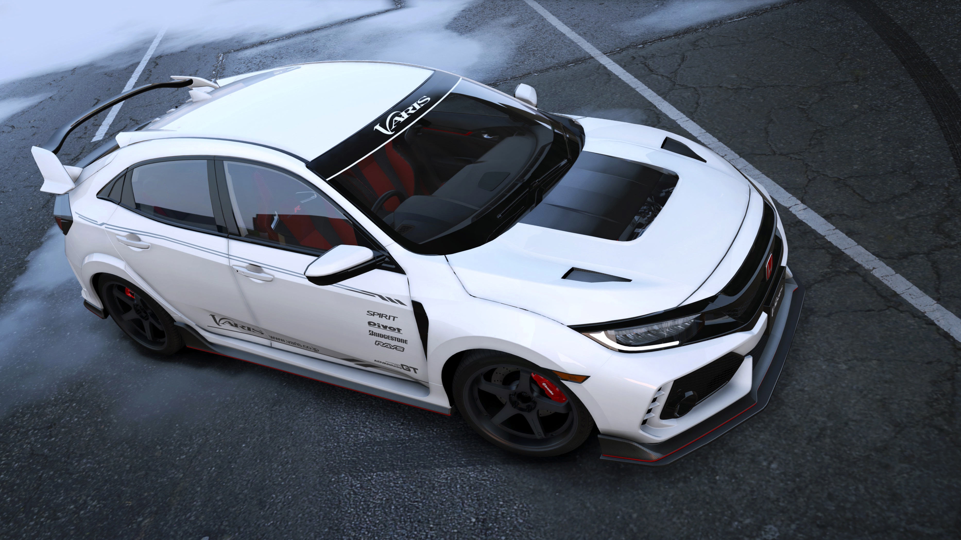 2018 Honda Civic Type R Fk8 Varis Rhd Gta5 Mods Com