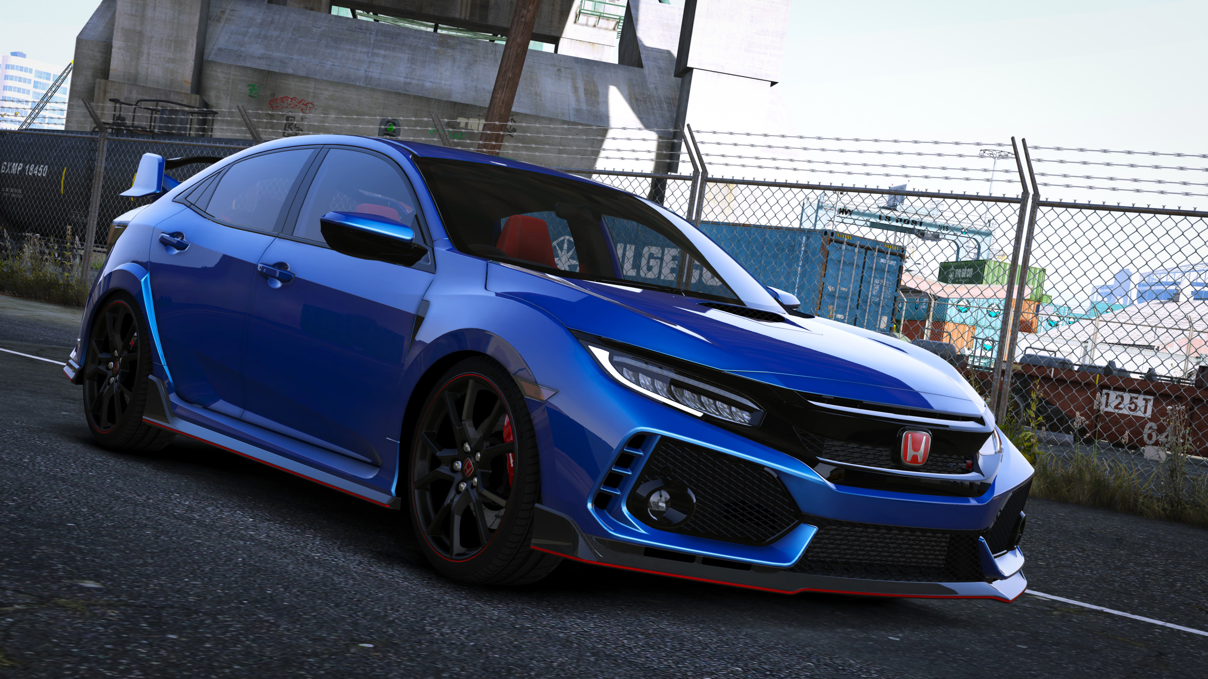 2018 Honda Civic Type-R(FK8) Add-On  - GTA5-Mods.com