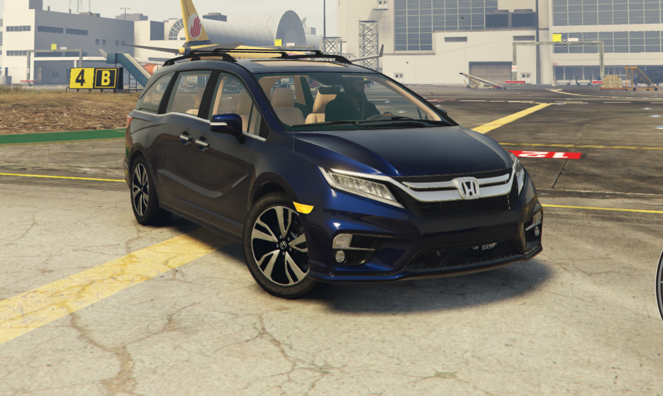 2018 Honda Odyssey Elite [Replace/Add-On] - GTA5-Mods.com