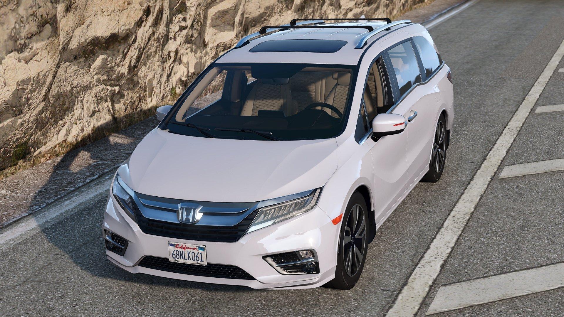 2019 Honda Odyssey Elite [Replace/Add-On] - GTA5-Mods.com