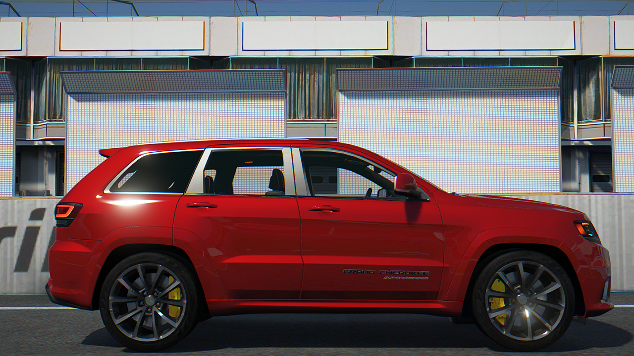 2018 Jeep Grand Cherokee Trackhawk Series Iv Add On Tuning Gta5 Mods Com