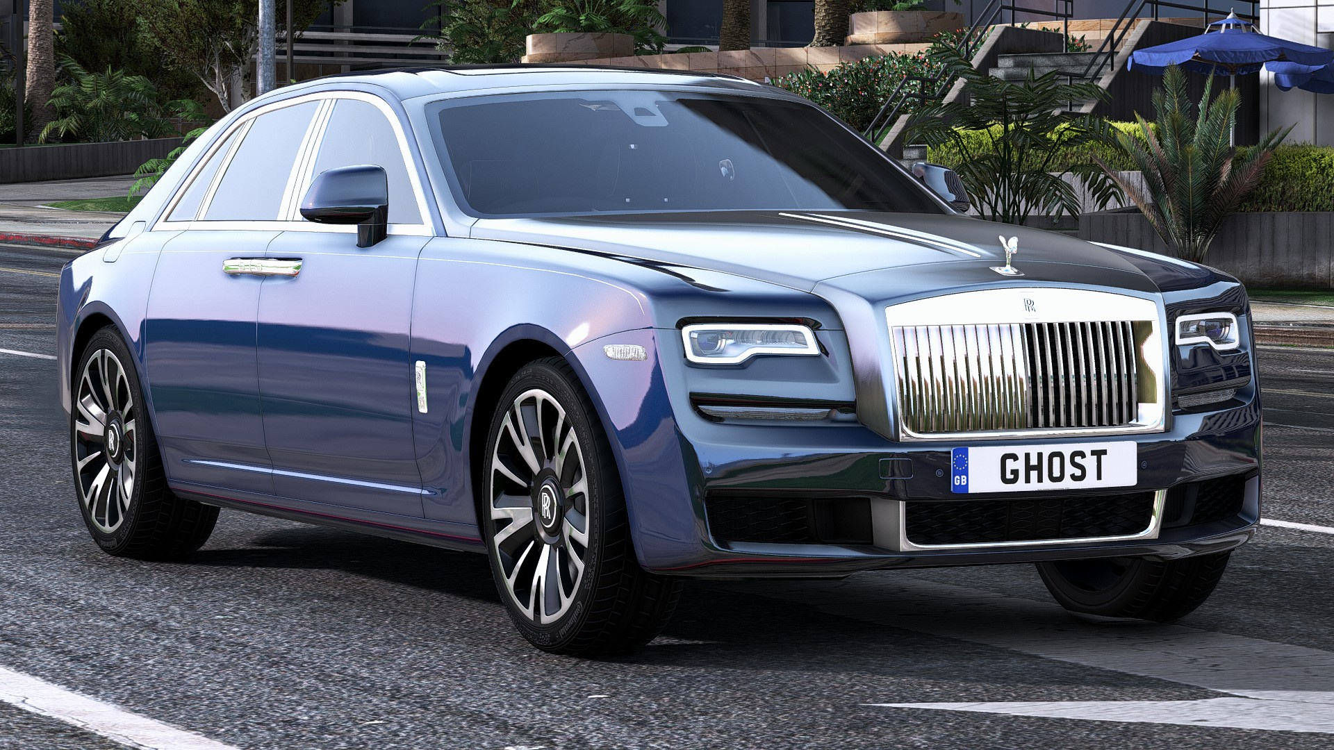2018 Rolls-Royce Ghost / EWB [Add-On