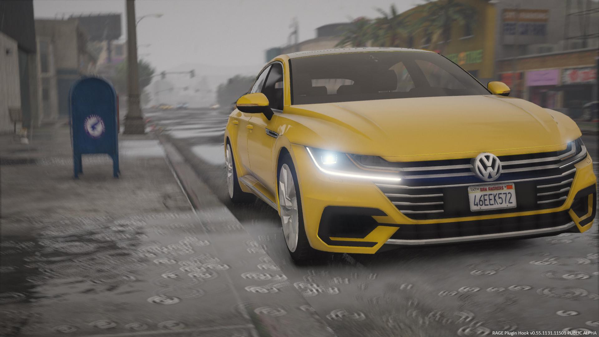 Volkswagen Arteon Sedan Replace Mods Com