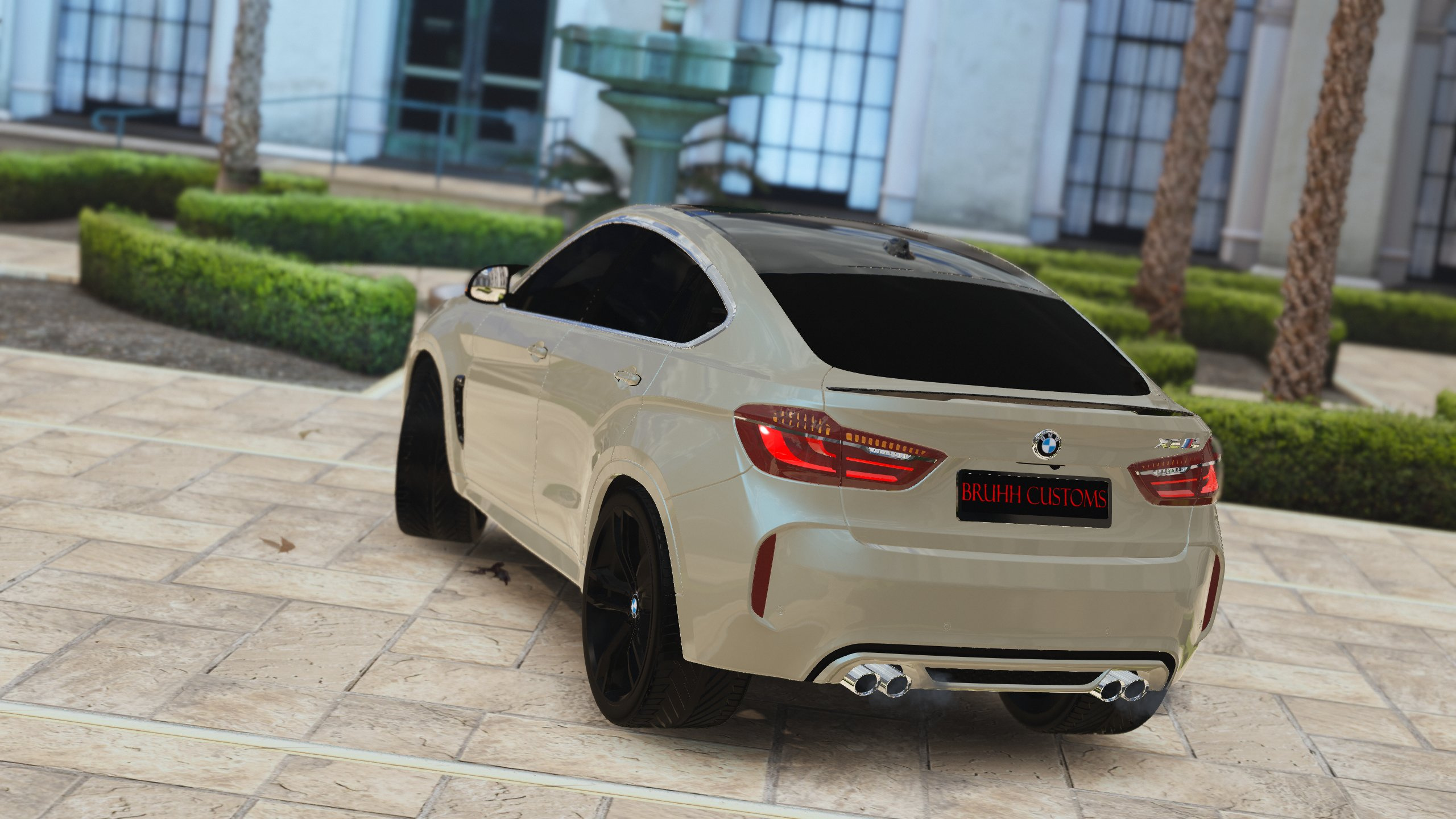 2019 Bmw X6 M Add On Replace Gta5 Mods Com