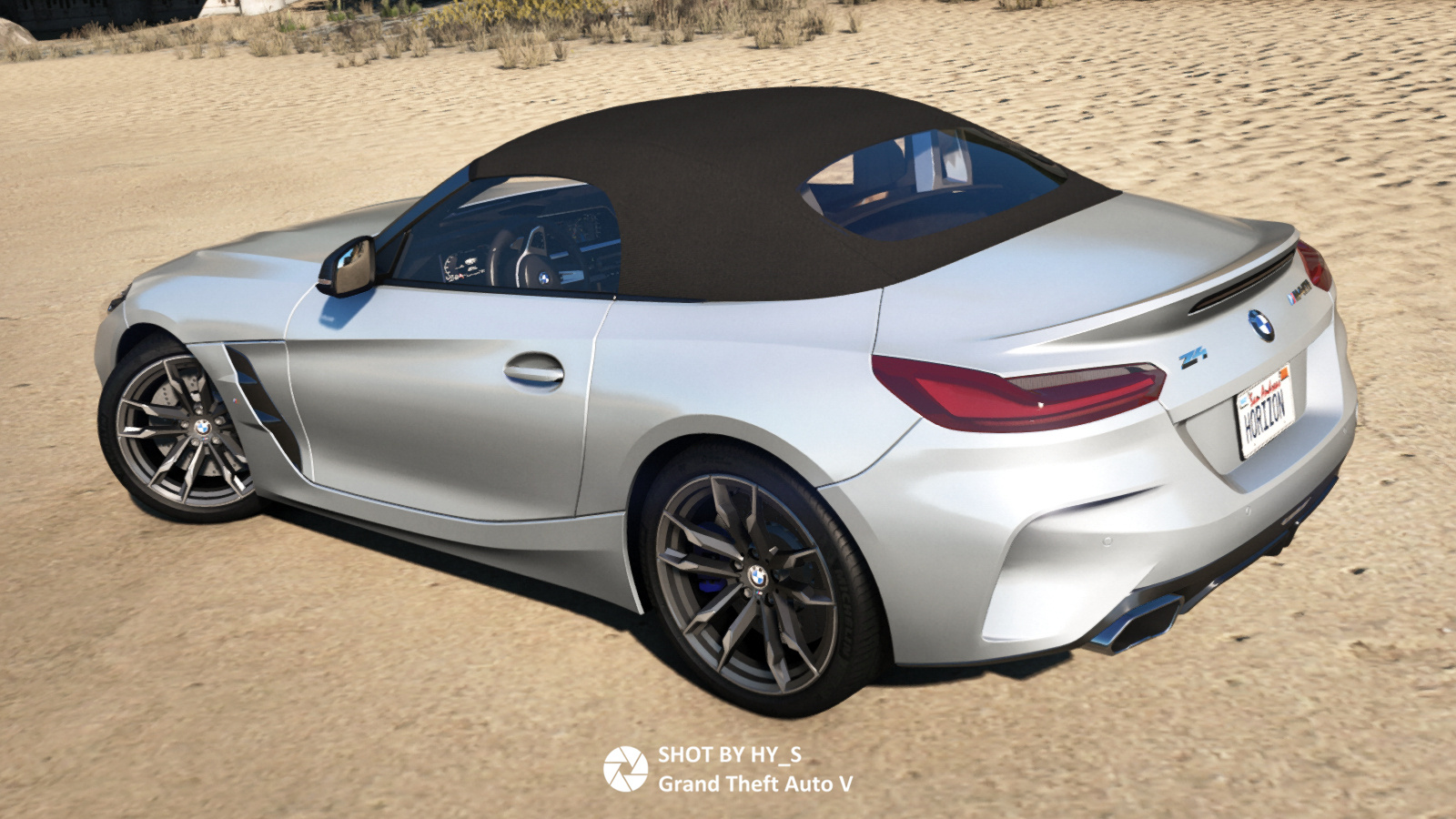 2019 Bmw Z4 M40i Add On Gta5 Mods Com