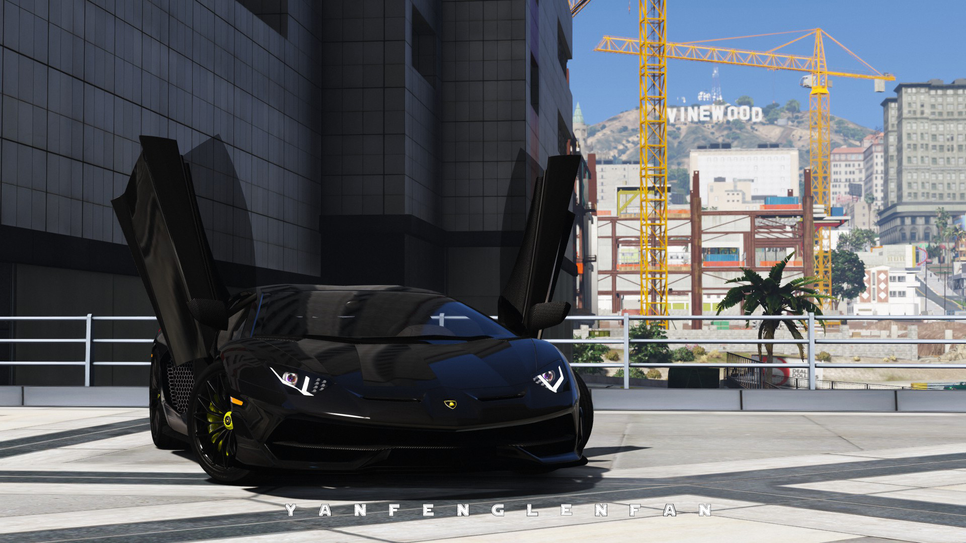 2019 Lamborghini Aventador Svj Add On Digital Gear