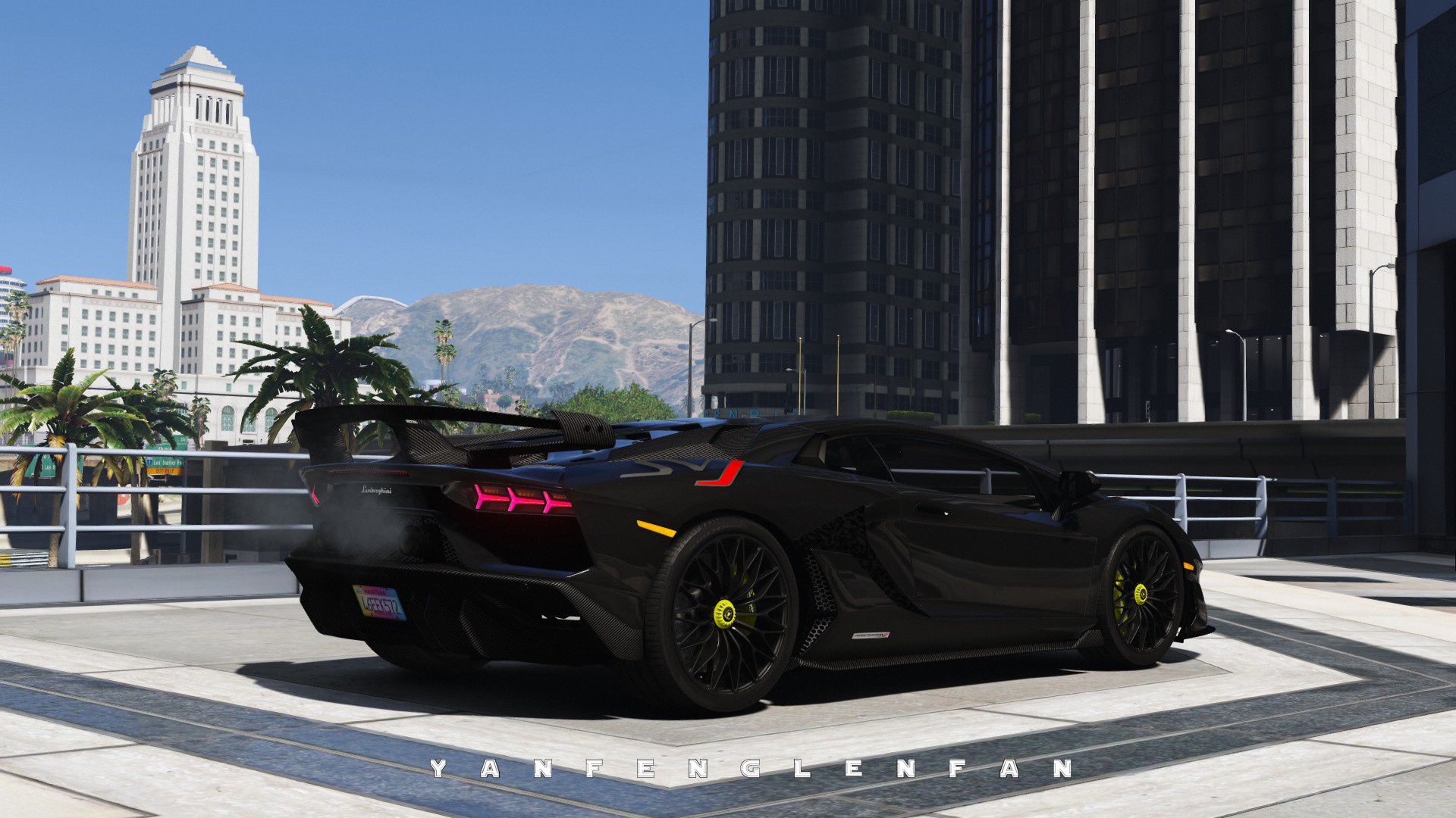 Car Rim Repair >> 2019 Lamborghini Aventador SVJ [ Add-On | Digital gear] - GTA5-Mods.com