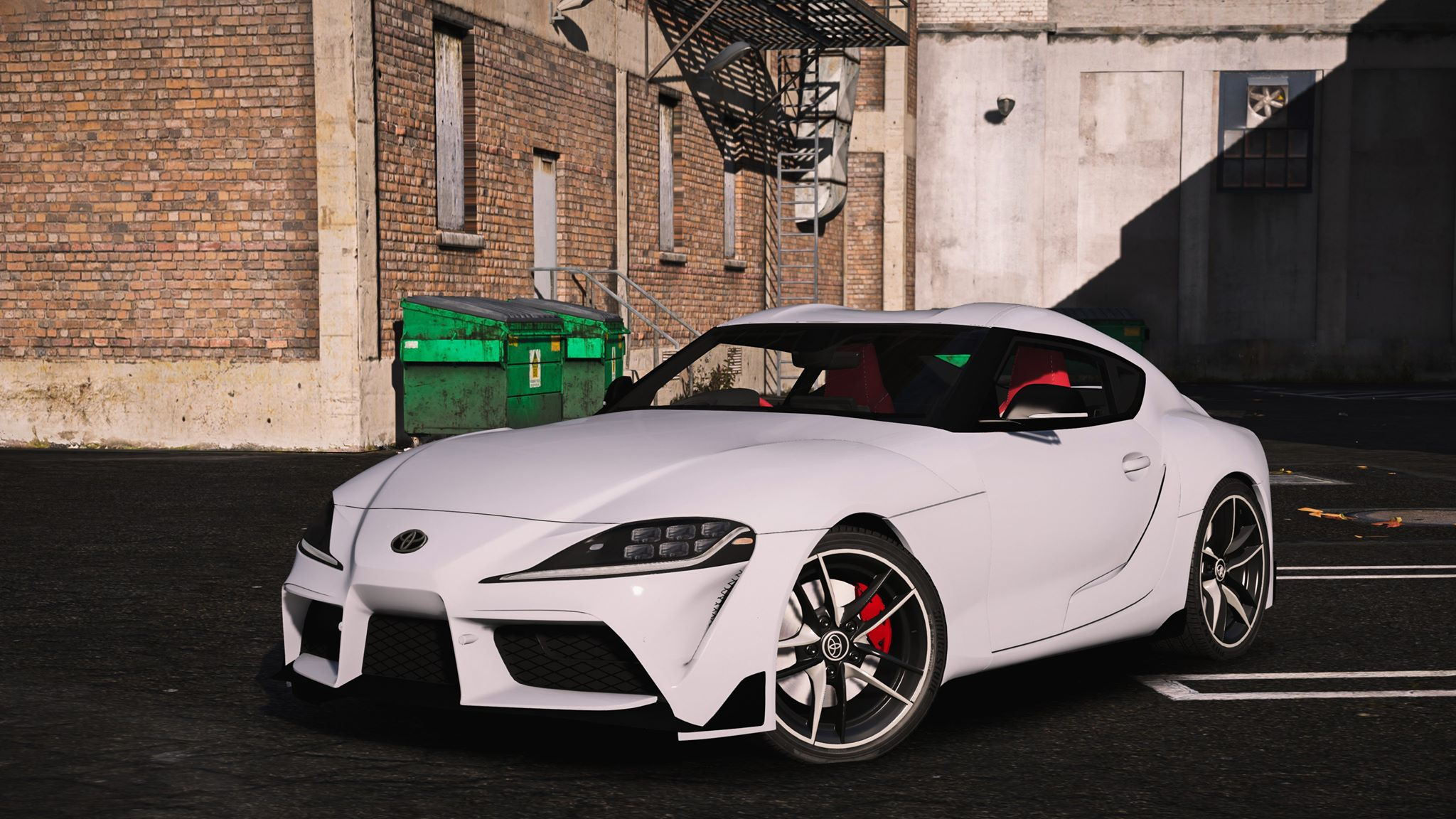Toyota Supra 2020 Gta 5