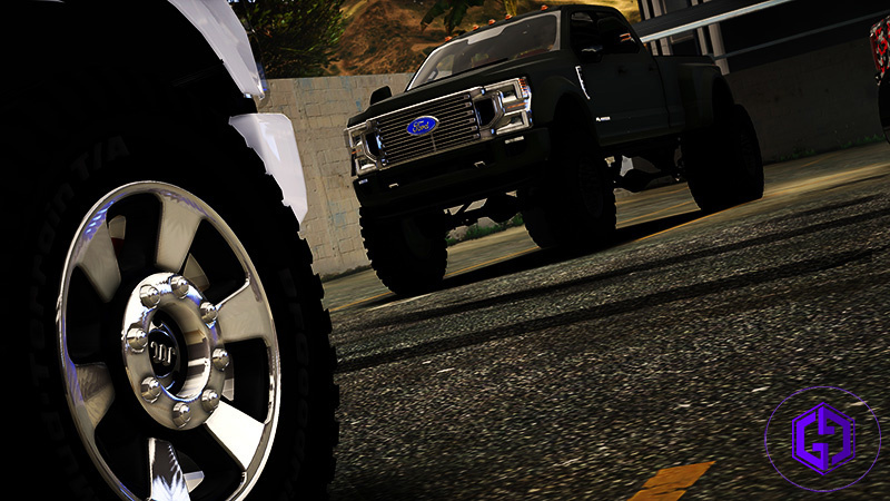 2020 Ford F-350 King Ranch ADDON ONLY - GTA5-Mods.com
