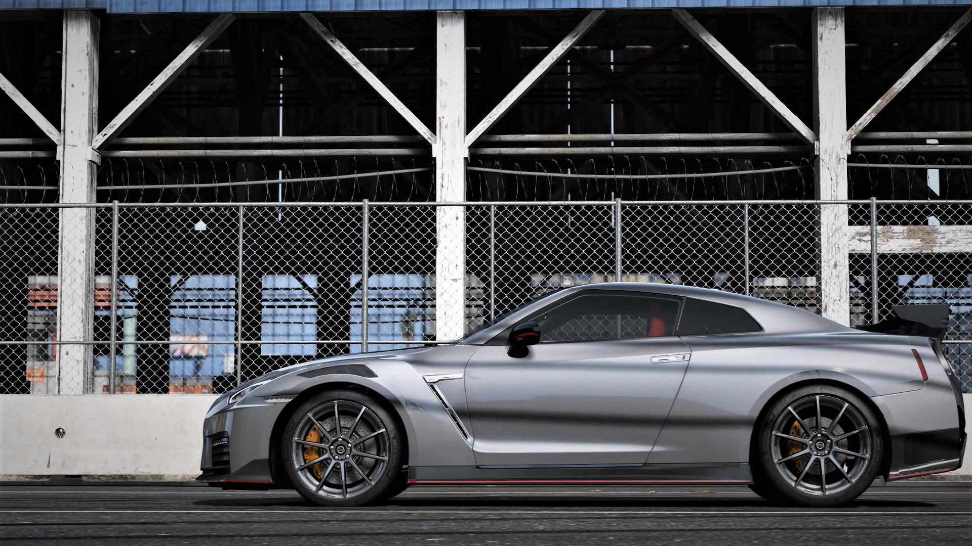 2020 Nissan GT-R Nismo [Add-On Template] - GTA5-Mods com