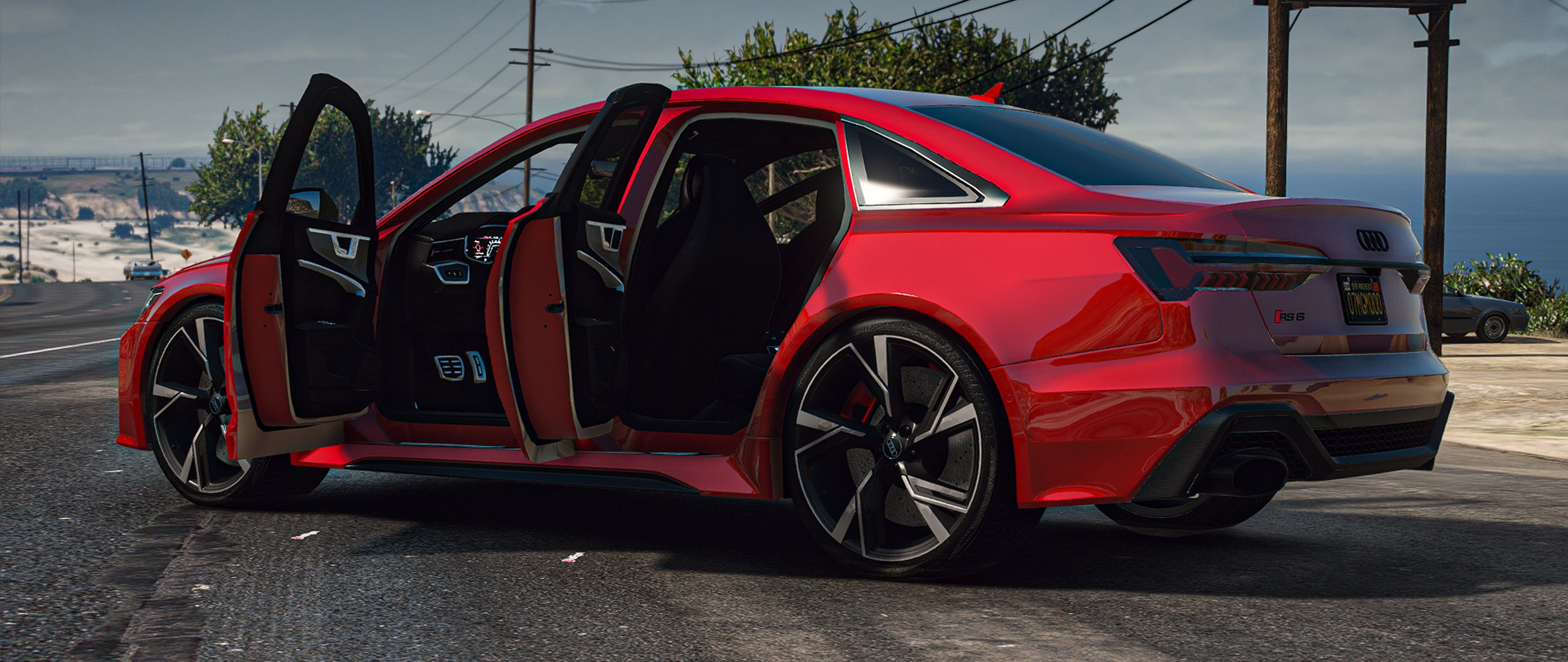 2021 Audi RS6 Sedan (C8) Add-On - GTA5-Mods.com