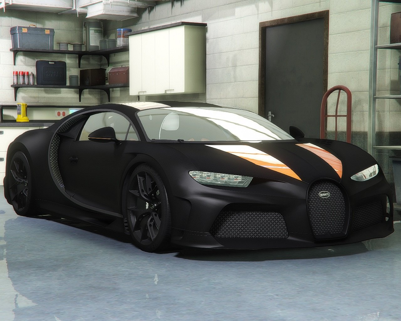 2021 Bugatti Chiron Super Sport 300 Add On Gta5 Mods Com
