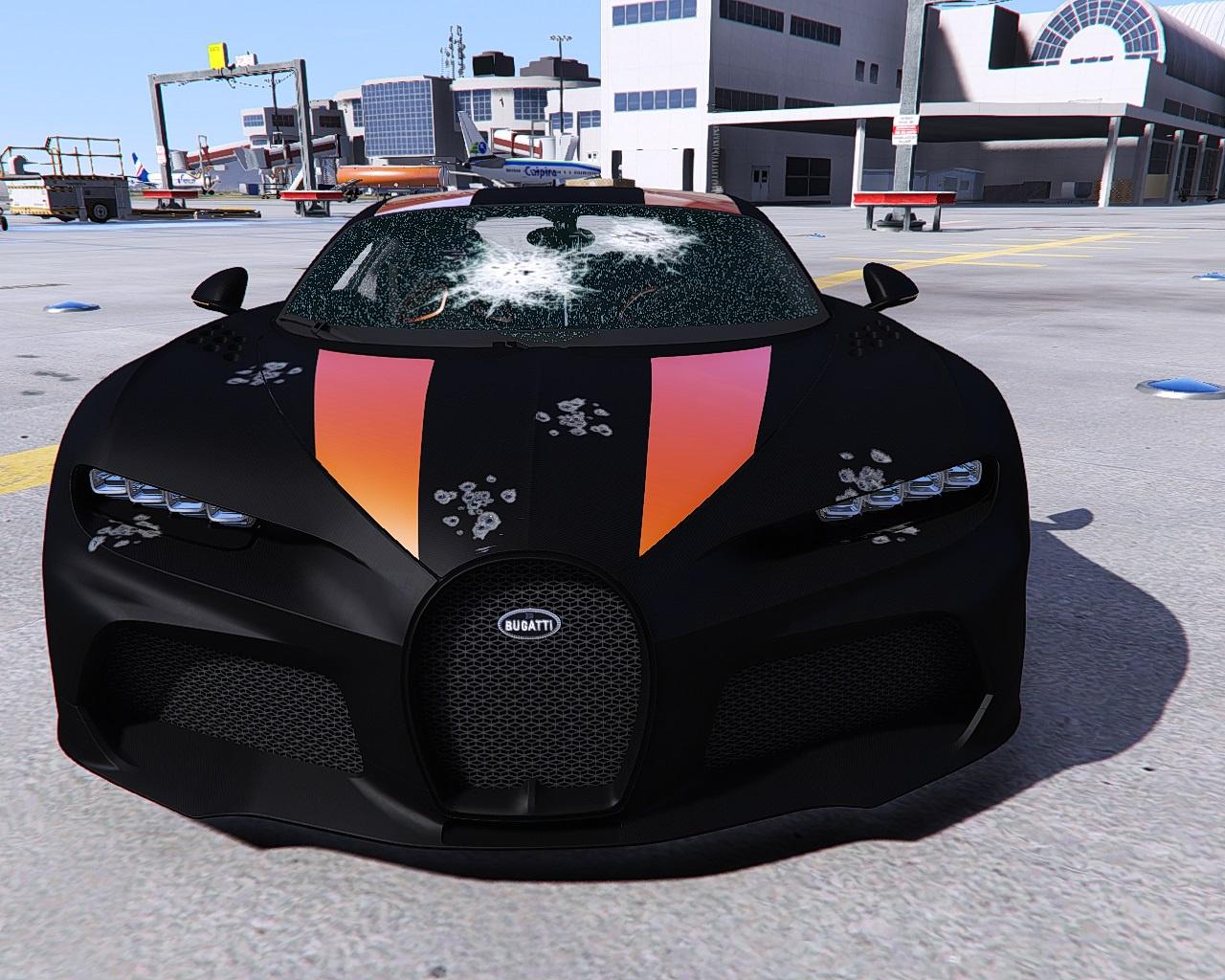 2021 Bugatti Chiron Super Sport 300 Add On Gta5 Mods Com