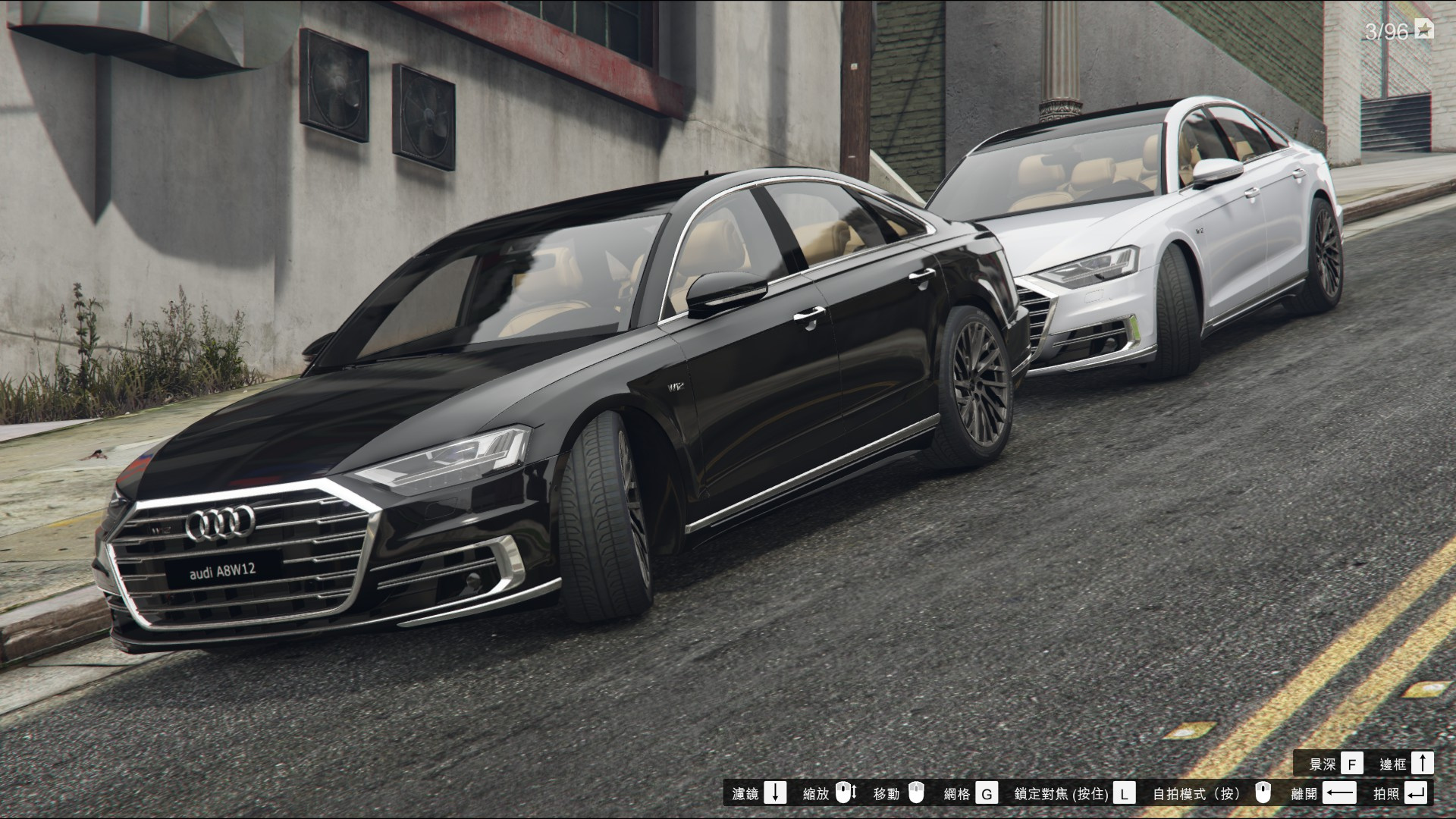 Audi A W DAddon GTAModscom - Audi a8 w12