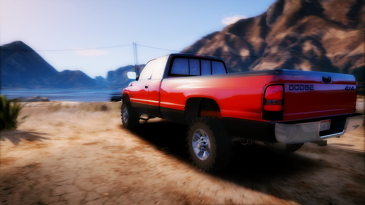 2nd Gen Dodge Ram 3500 Lifted - GTA5-Mods.com