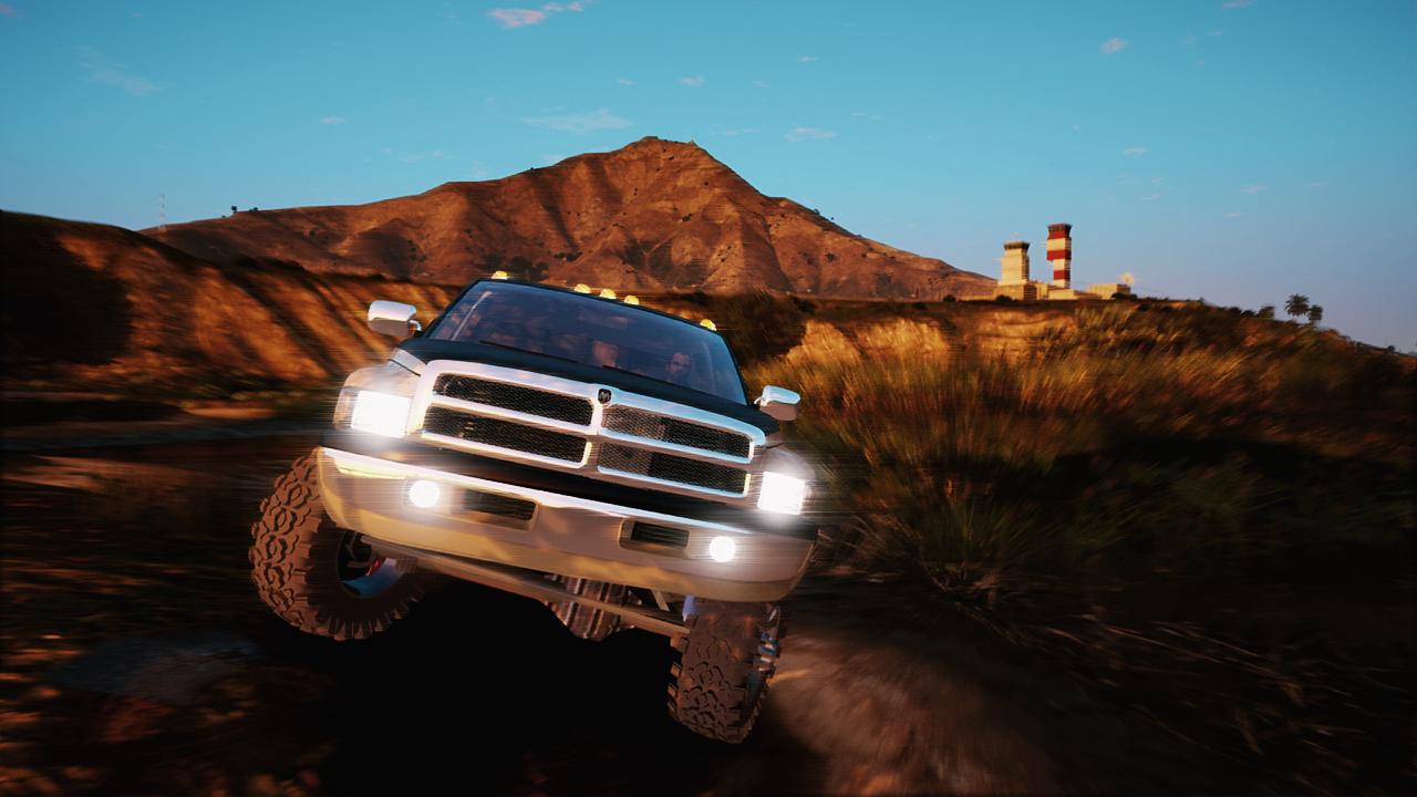 2nd Gen Dodge Ram 3500 Lifted Gta5 Mods Com