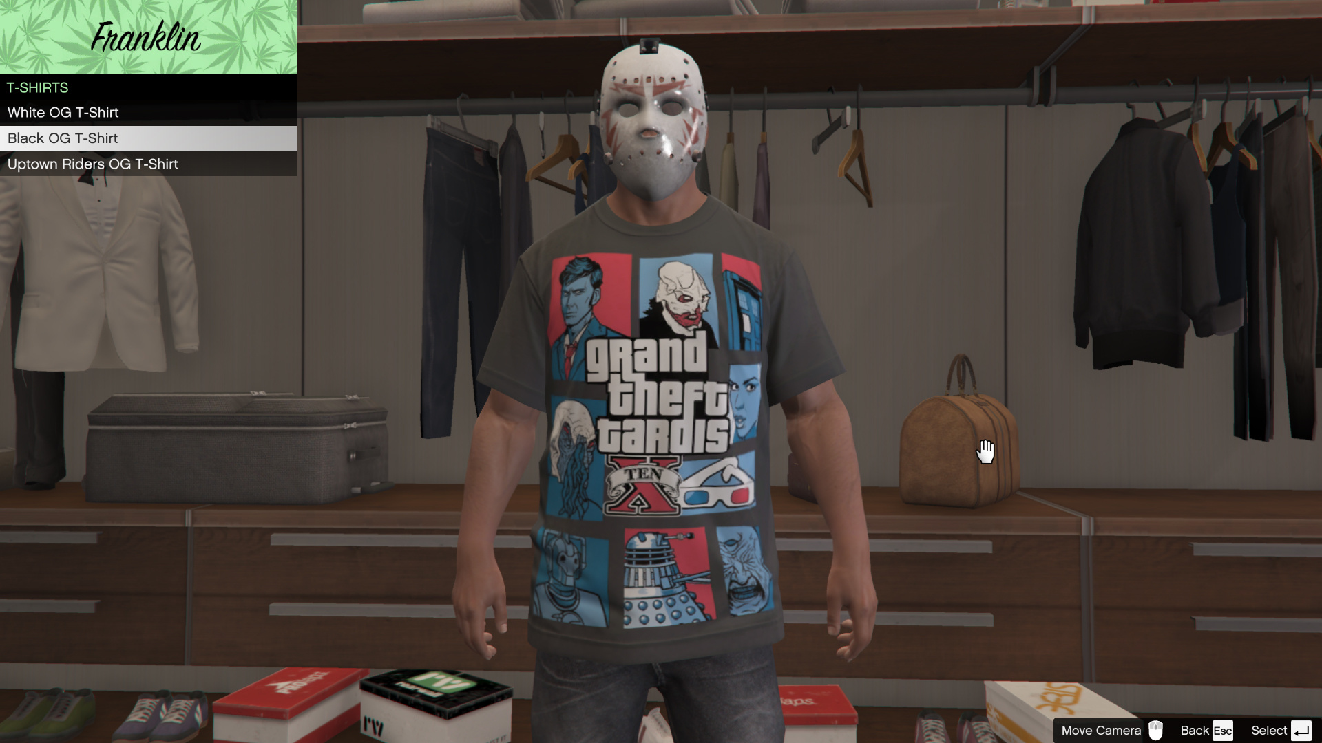 Black t shirt michaels - 7c2831 Gta5 2015 05 28 00 35 10 472