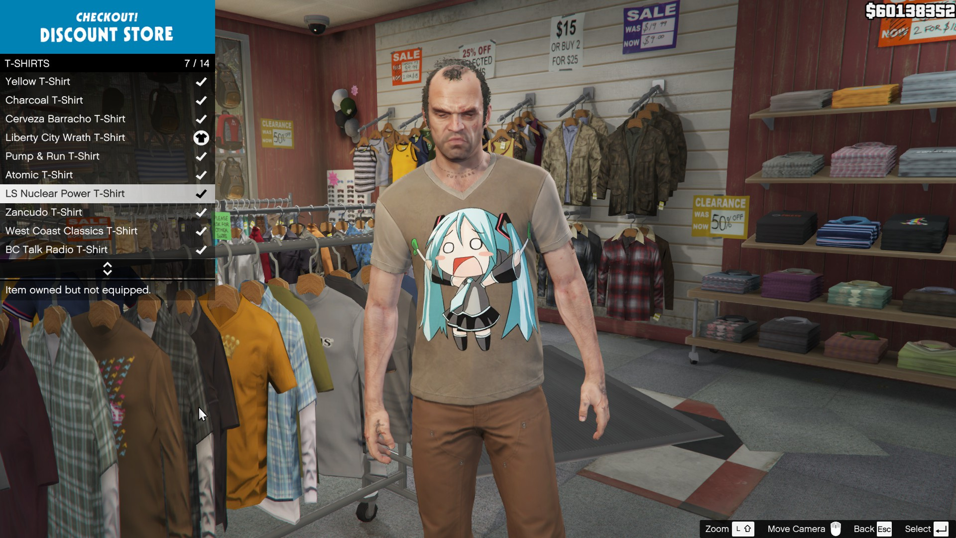 35 Anime T-Shirts for Trevor - GTA5-Mods.com