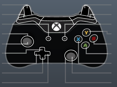Xbox One Gamepad Icons - GTA5-Mods com