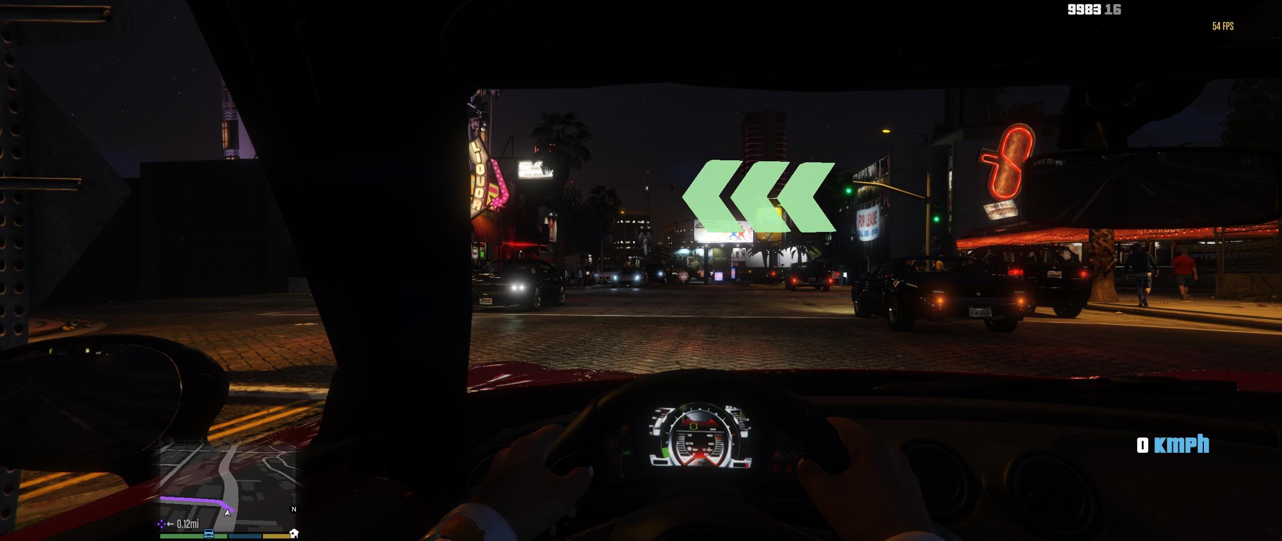 3D Waypoint [Singleplayer/FiveM] - GTA5-Mods com