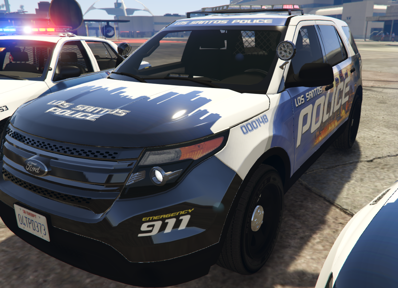 4k Detroit Style Fictional Lspd Livery Pack 14 Cars