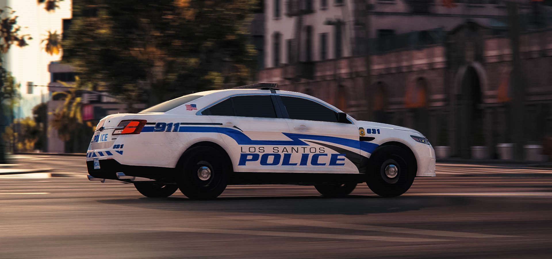 4K] Los Santos Police department pack (Timmonsville South