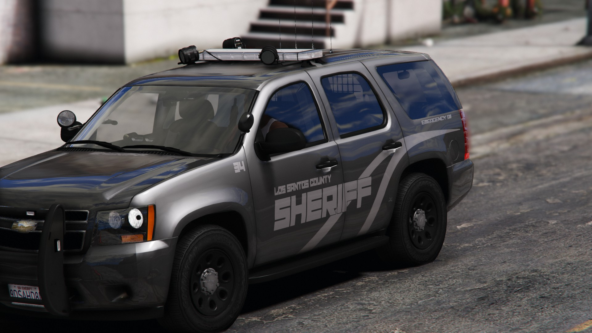 4K]Los Santos Sheriff Department pack - GTA5-Mods com