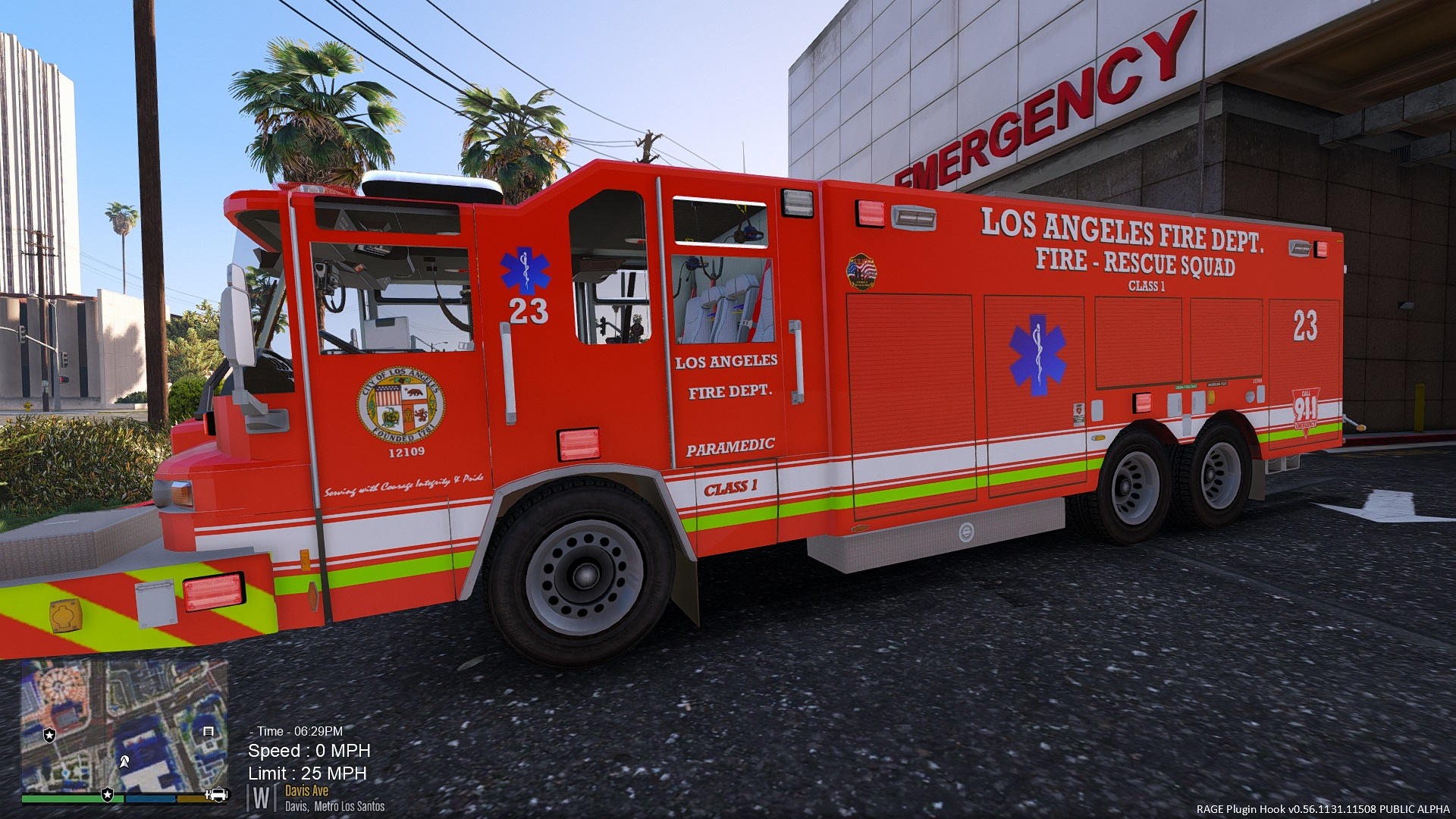 [4K] Pierce Quantum Fire - Rescue Squad [Metal or Painted ...