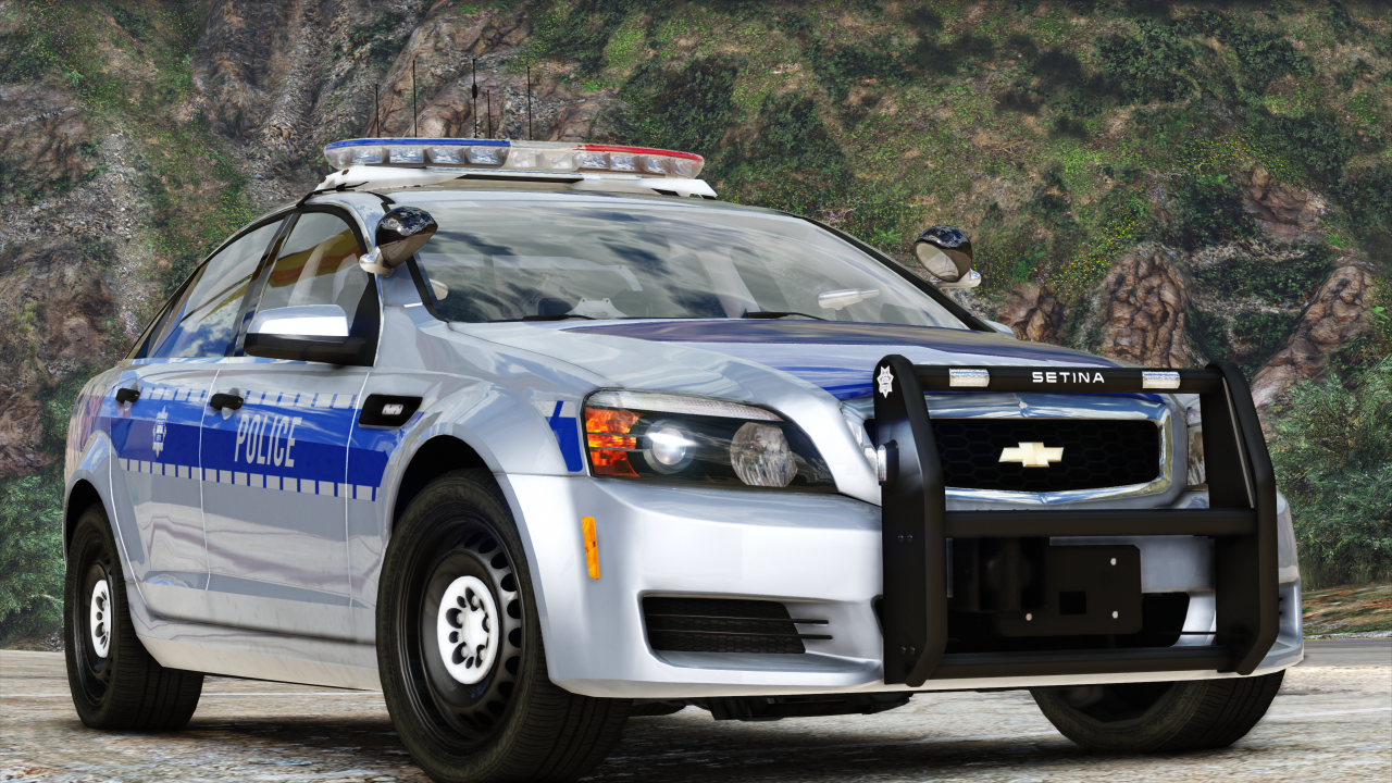 Polish National Police based Texture Pack [4K] - GTA5-Mods.com