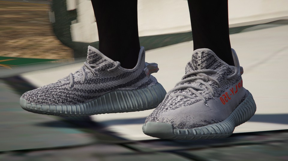 san francisco 1f018 d2d14 4K] YEEZY BOOST 350 V2 | GREY / BELUGA 2.0 | REAL COLOURS ...