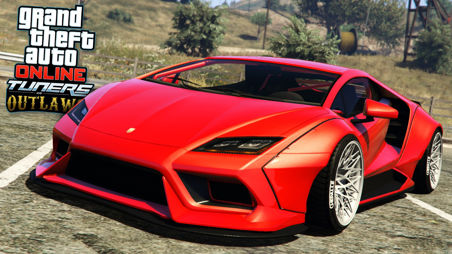 6STR Pegassi Tempesta Custom (Tuners & Outlaws) [Add-On | Tuneable