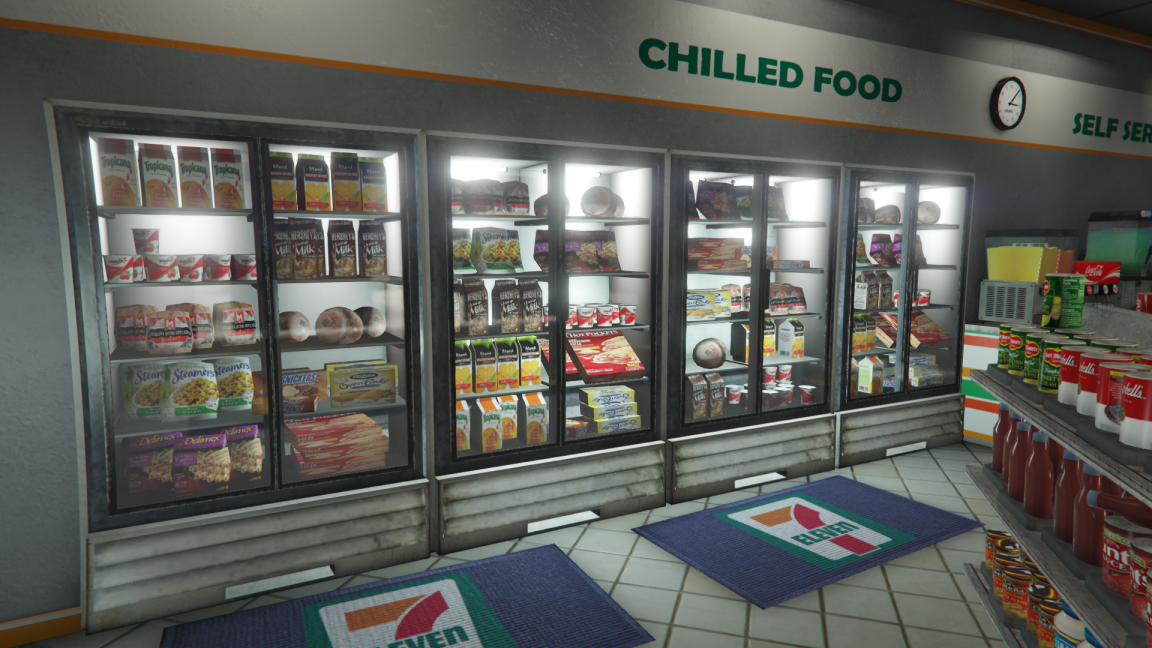 7 Eleven Stores Prodigyhd