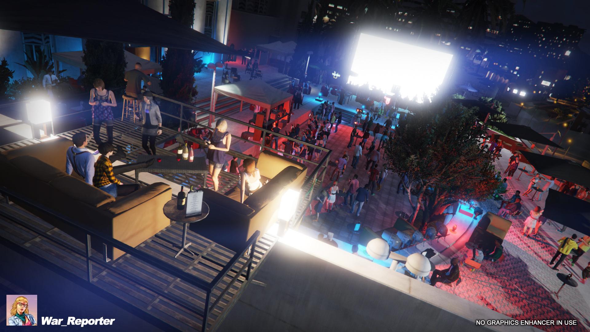 8358 night club scene gta5 for Zona 5 mobilia no club download
