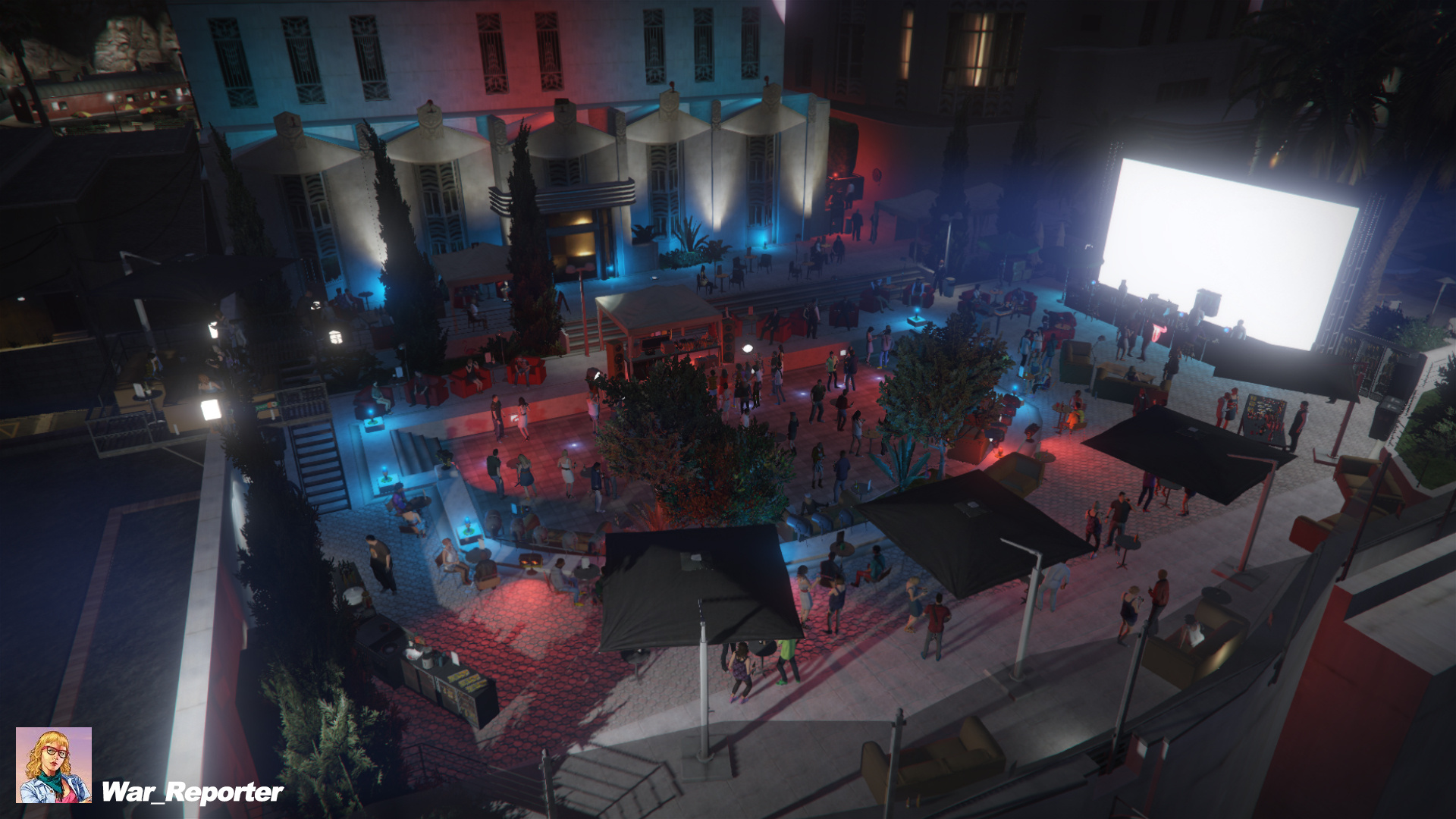 8358 Night Club Scene Gta5 Mods Com