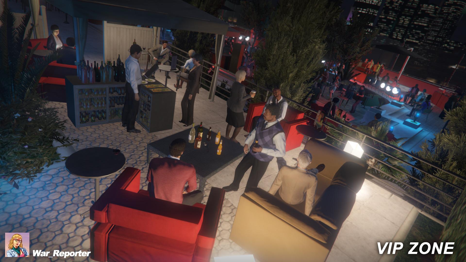 Ночной клуб гта 5 мод клуб леон сочи мужской