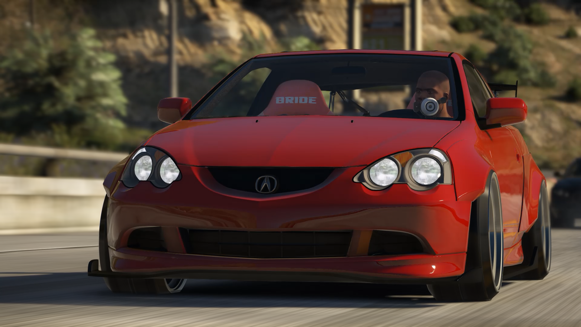 Acura RSX Widebody [Add on Replace] GTA5 Mods