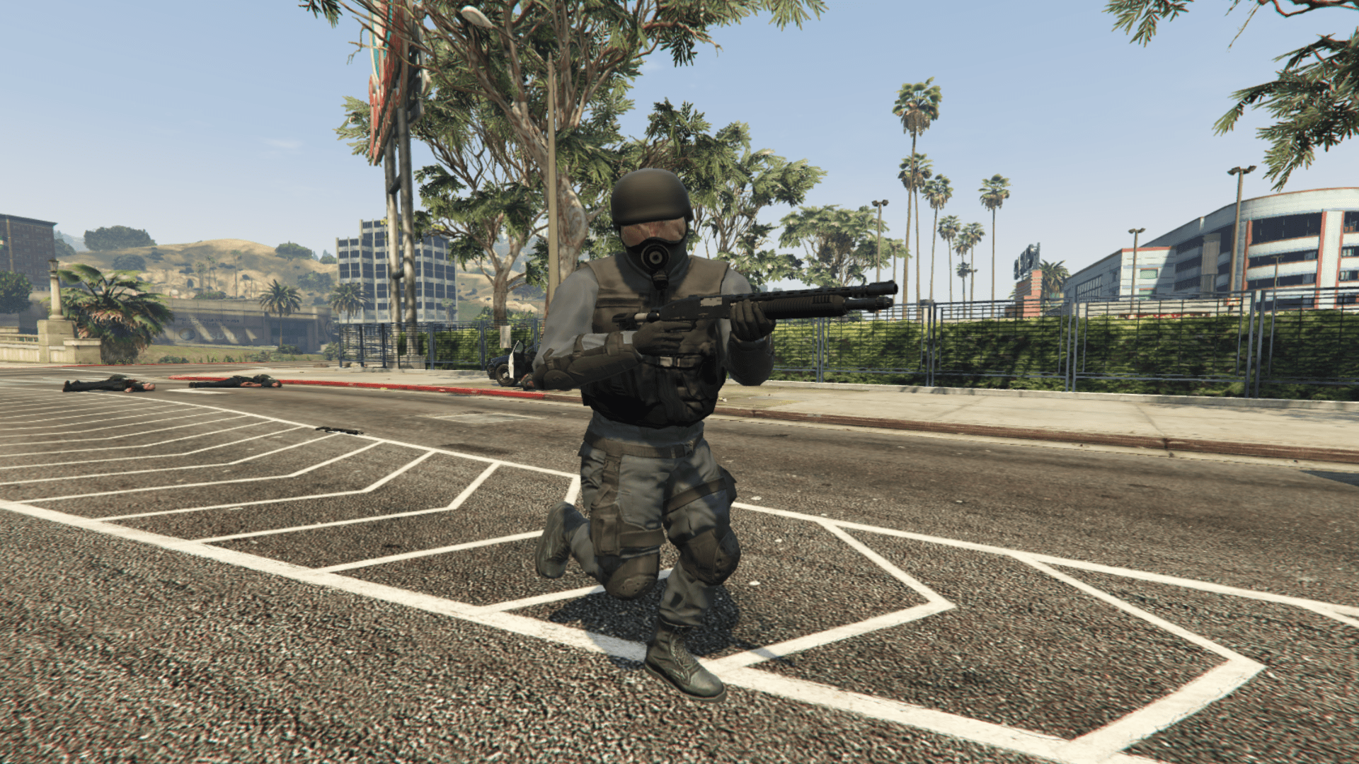 Added Variants For LSPD SWAT