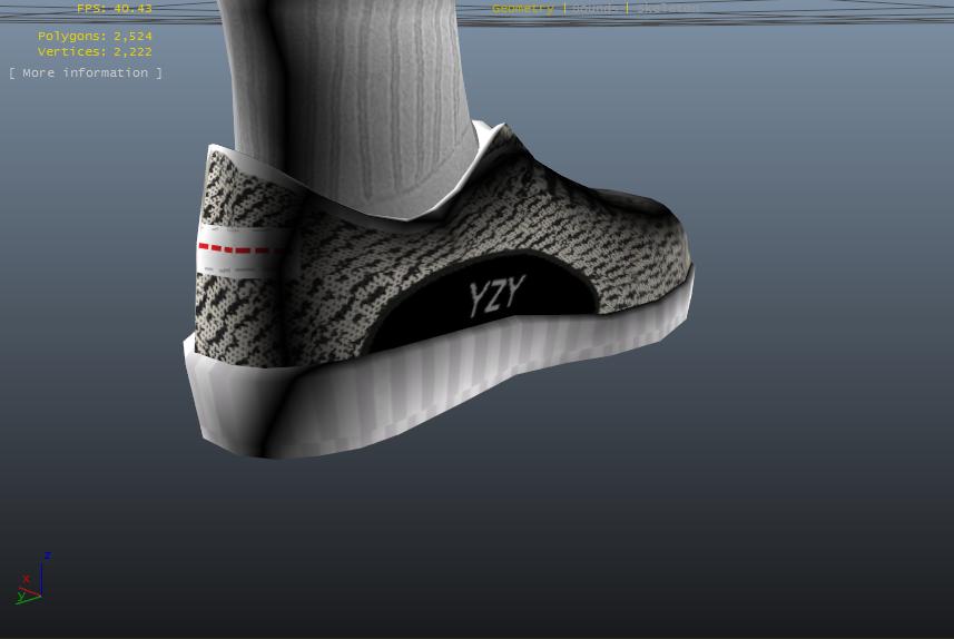 Adidas Yeezy Low Top