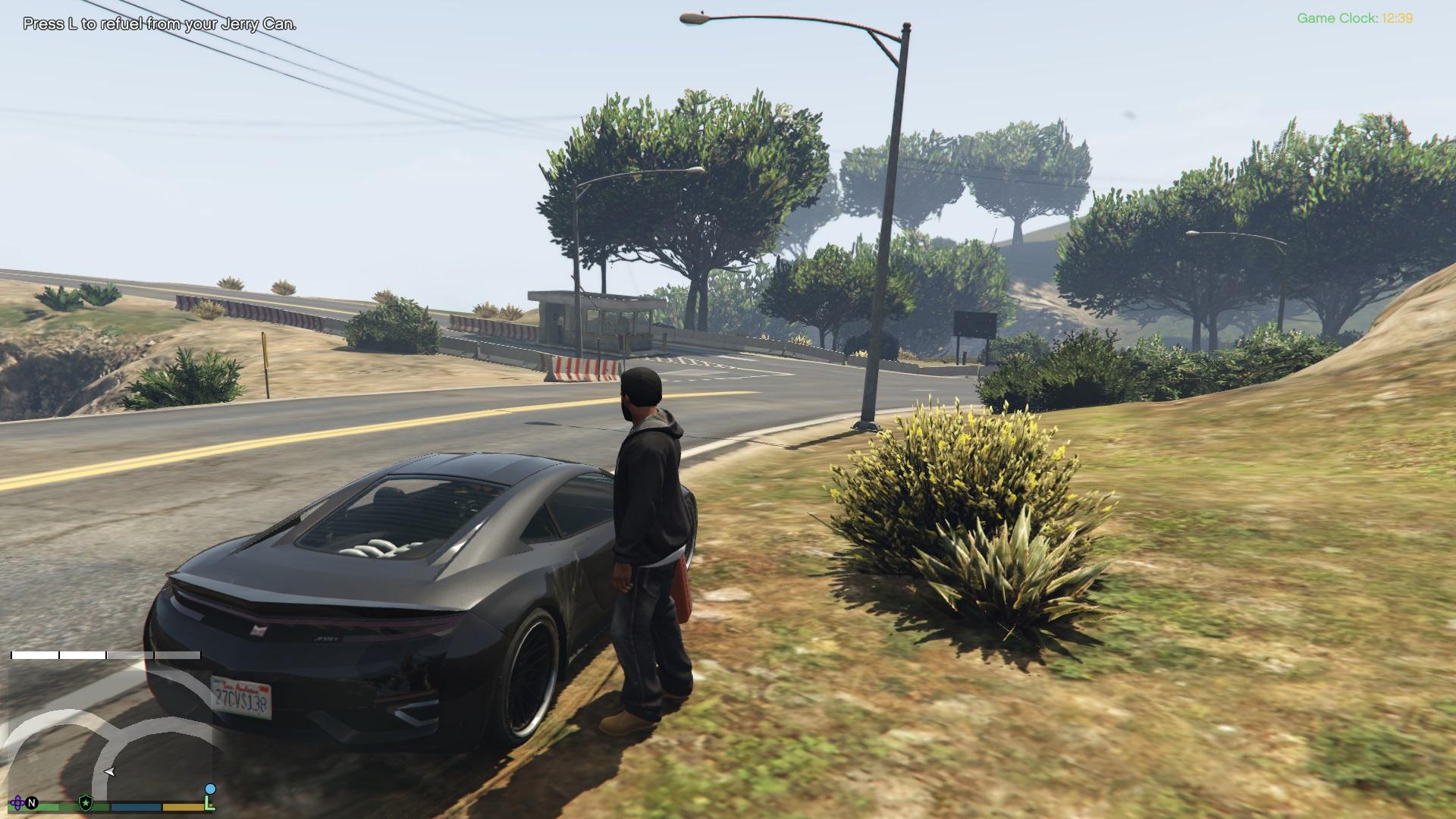 Advanced Fuel Mod - GTA5-Mods com