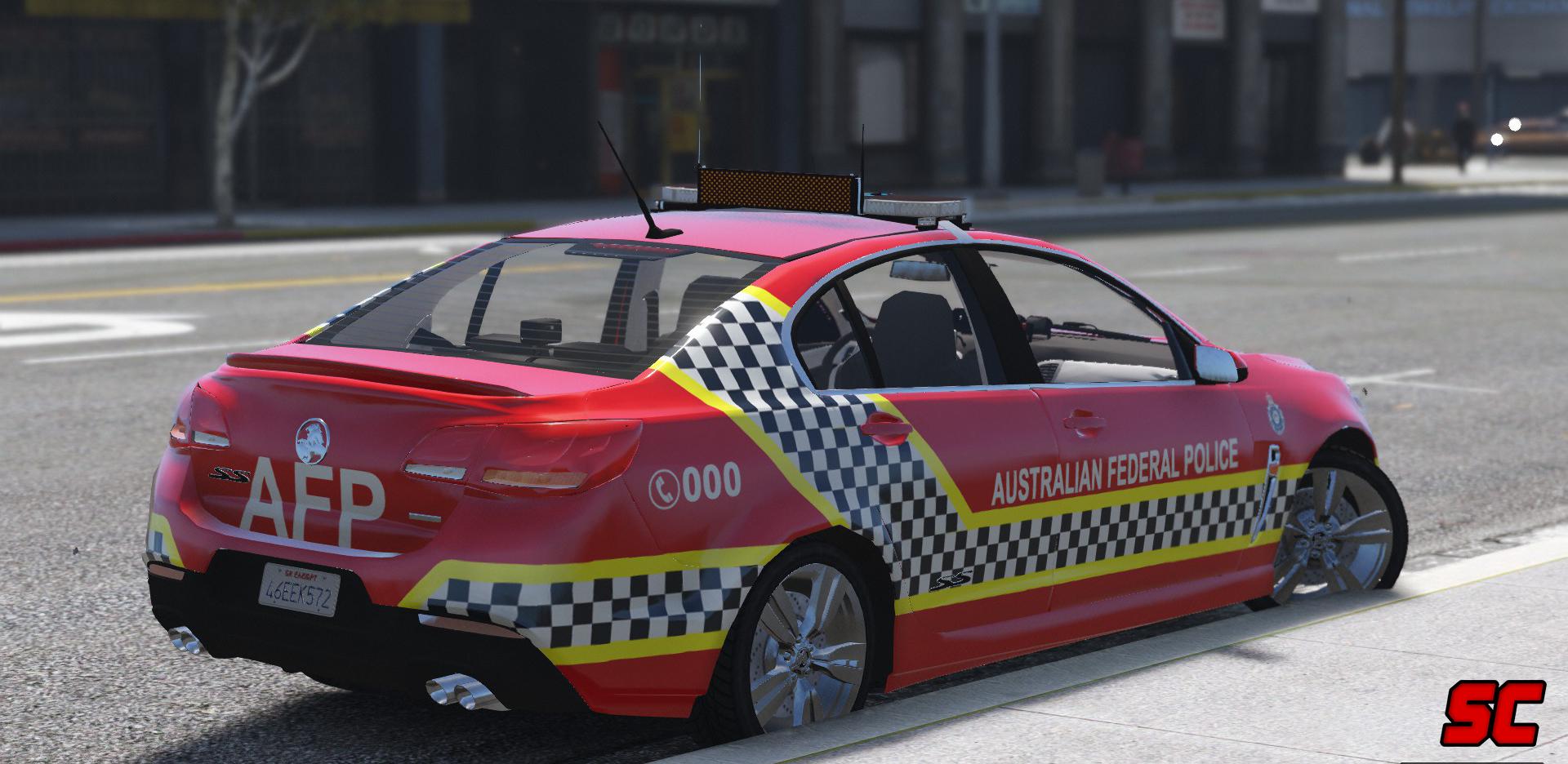 Afp Protective Services Car