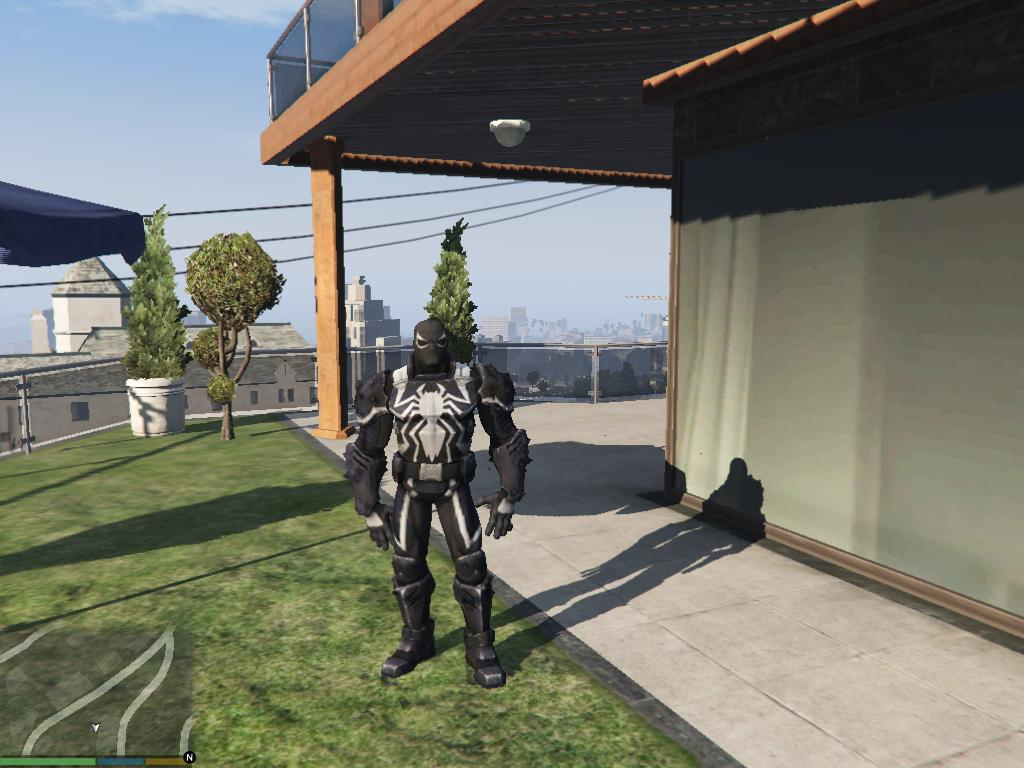 Agent Venom [Add-On Ped] - GTA5-Mods.com