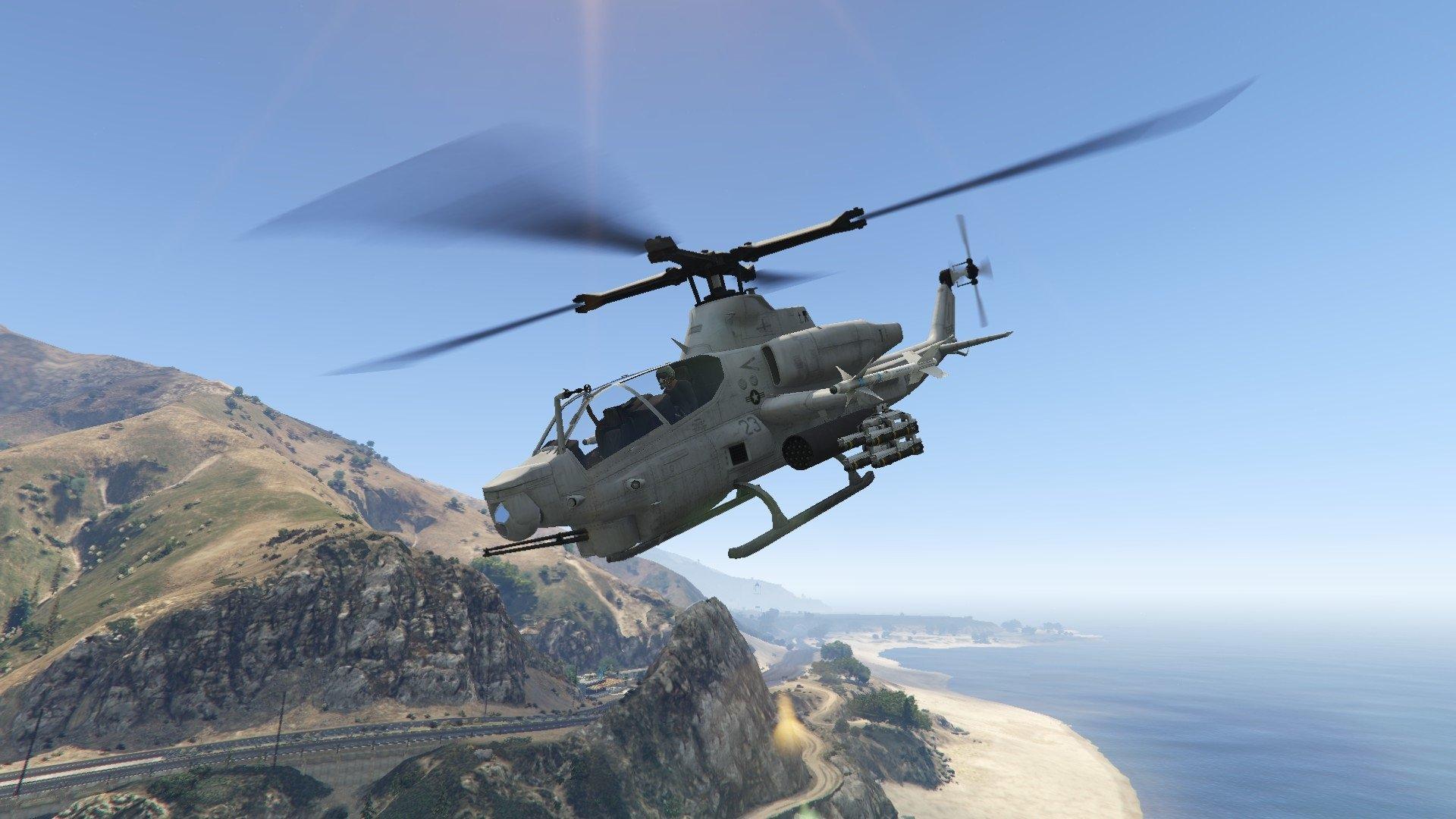 AH-1Z Viper - GTA5-Mods.com Ah
