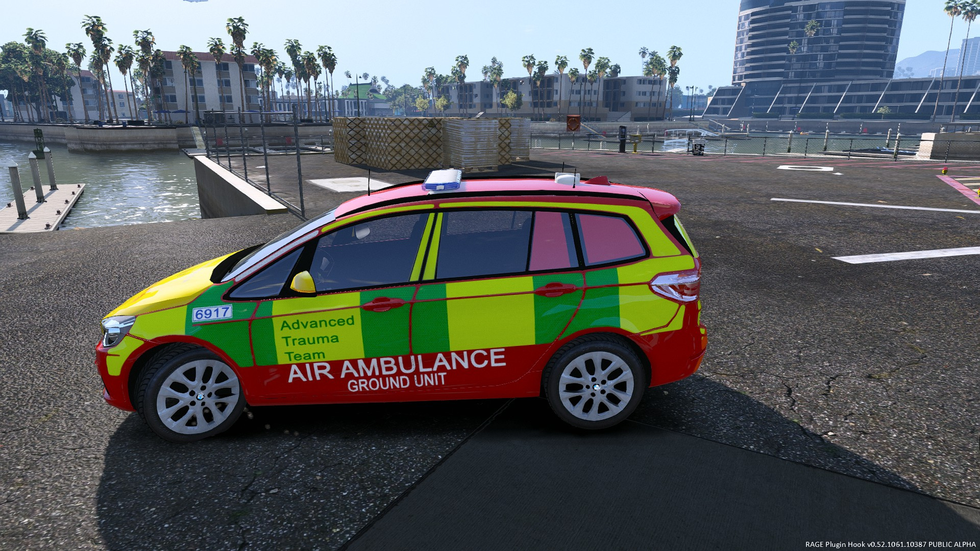 how to get ambulance jobs gta 5