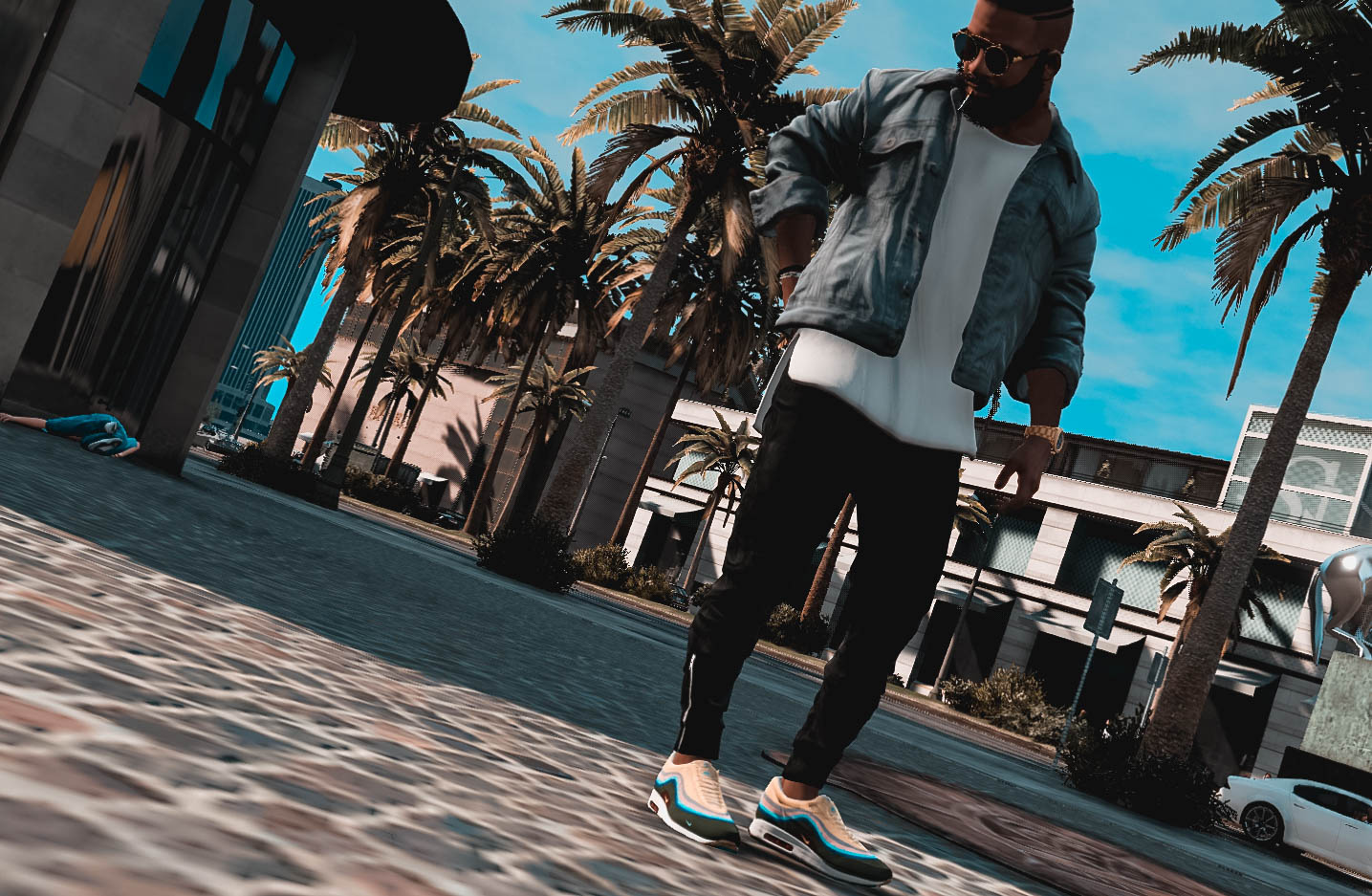 online store 517b3 8dab9 Air Max 1 97 Sean Wotherspoon - GTA5-Mods.com