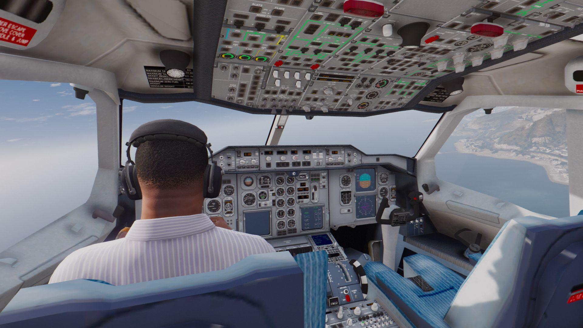 Airbus A300-600ST Beluga [Add-On] - GTA5-Mods com